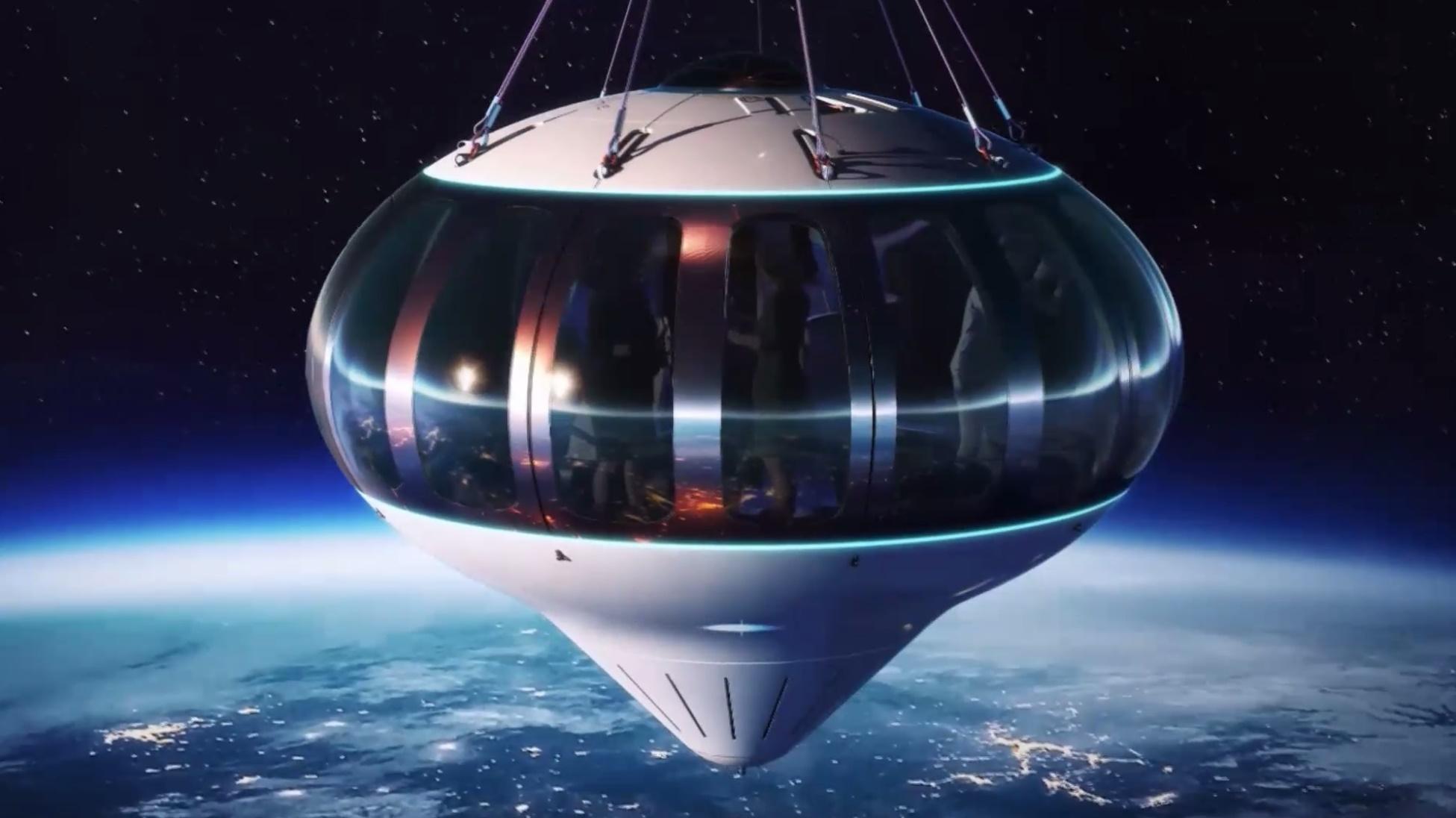 BlueCallom 2025 Space Award