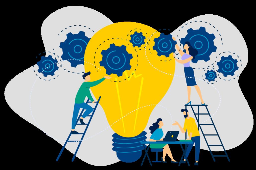 Creating an internal innovation culture